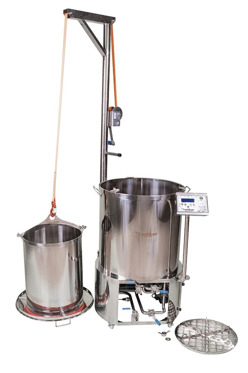 StarkBauen Equipamentos Cervejeiros
